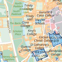 500m home university map