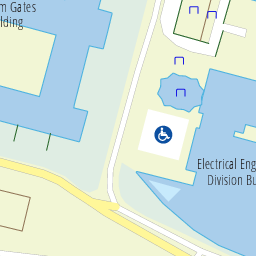 Electrical Engineering Division Building: Map of the University of ...