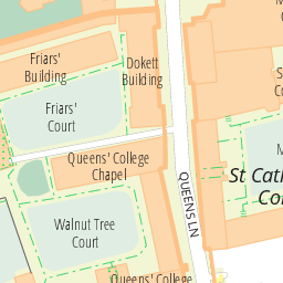 on queens college map